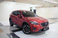 CX-5: 2017 Mazda Cx5 GT 2.5 Terawat kondisi antik mulus DP 96Jt