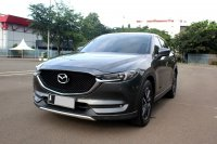 Jual CX-5: MAZDA CX5 ELITE AT GREY 2017 PAKAI 2018
