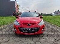 Jual Mazda 2V metic 2012 merah merona