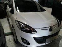 Jual Mazda 2 sport tahun 2013 AT WARNA PUTIH METALIK