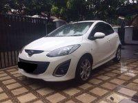 Mazda 2 R AT putih jual cepat BU