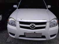 Jual Mazda BT-50 Pick-up 4x4 double cab TS (2012)