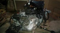 Jual Engine + Transmisi full set MAZDA 2 SKYACTIV