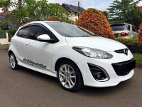 Jual MAZDA 2 2014 TYPE R over kredit nego