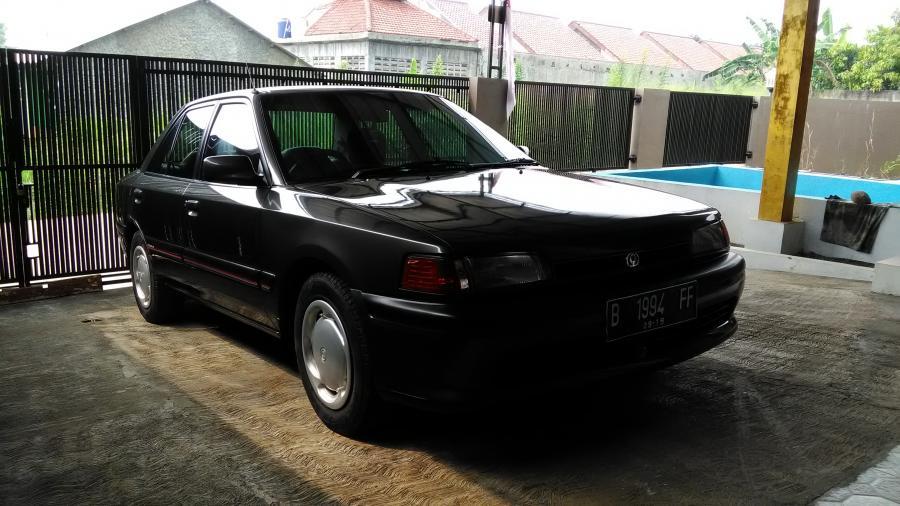 Dijual Mobil Mazda 323 Interplay, Pemilik Pertama ...