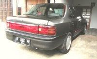 323: Dijual Mazda 232 Interplay, Kondisi Bugus, Tangan Pertama. (BELAKANG KANAN.jpg)