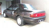 323: Dijual Mazda 232 Interplay, Kondisi Bugus, Tangan Pertama. (BELAKANG KIRI.jpg)