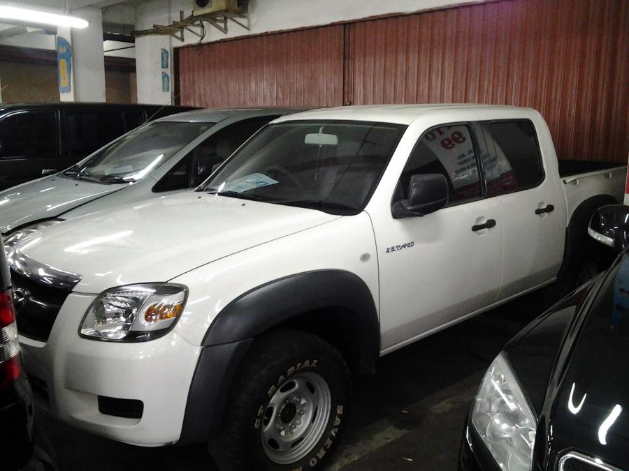 BT-50: Jual Mazda BT50 double cabin 4x4 Manual Tahun 2007 ...