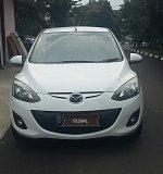 Mobil mazda2 type BV A/T Putih 2013 (IMG-20170614-WA0008.jpg)