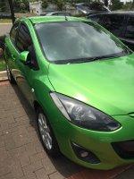 Mazda 2 S 2011 matic warna hijau tangan pertama (1497694447669.jpg)
