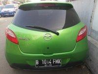 Mazda 2 Istimewa, Hijau Metalik 132 Nego (Mazda 1.2.jpg)
