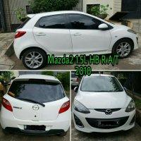 Jual Mazda 2 Terawat, Kilometer Rendah