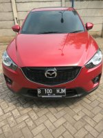 Dijual segera Mazda CX-5 touring 2013 KM rendah 53062 KM
