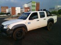 Jual Mazda BT-50 Duoble Cabin Tahun 2012