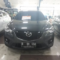 Jual CX-5: Mazda Cx5 Touring 2013 2.5 At