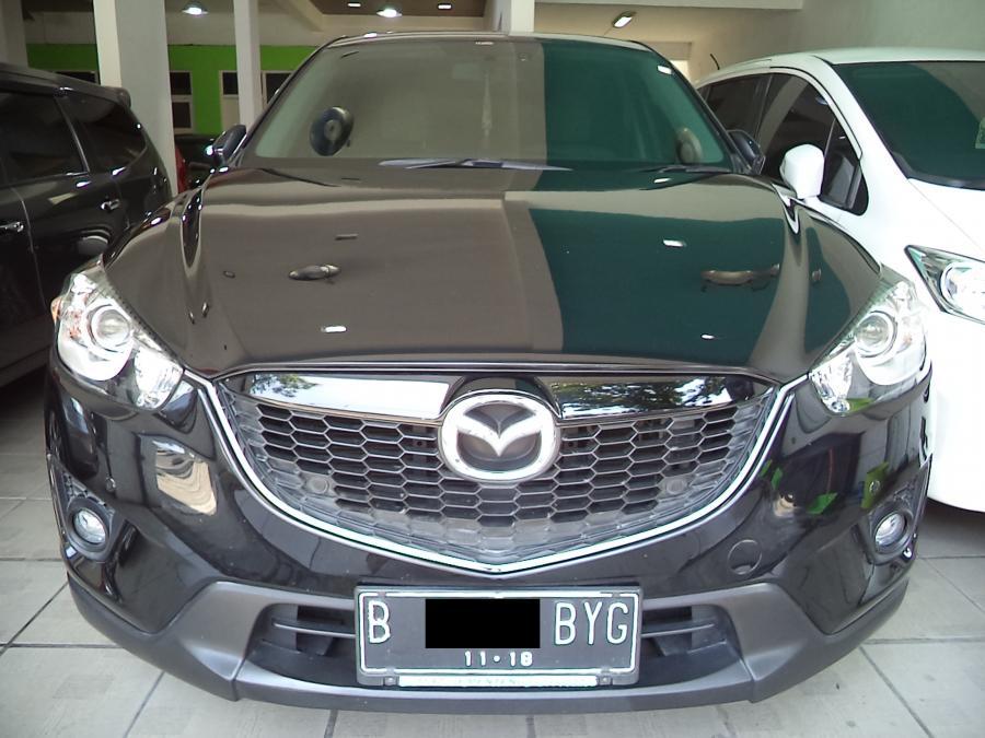 Dijual Mazda CX-5 2.5 Touring 2013 - MobilBekas.com