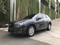Jual CX-5: Mazda CX5 2.5L AT 2013 grey