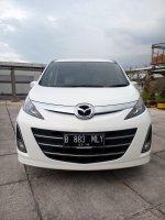 Jual Mazda biante 2.0 matic 2013 putih km 50 rban 087876687332
