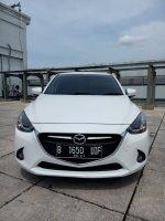 Mazda 2 matic 1.5 lt hi skyactive matic 2016 putih 08161129584