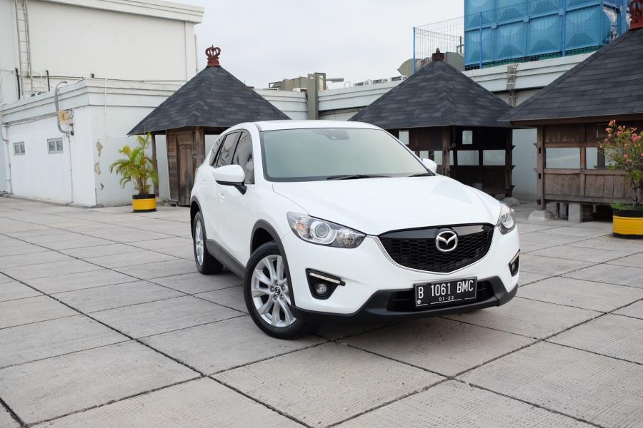 CX-5: Mazda Cx5 2014 GT 2500cc CX 5 Putih Kondisi istimewa ...