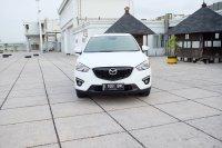 Jual CX-5: Mazda Cx5 2014 GT 2500cc CX 5 Putih Kondisi istimewa Cukup TDP 49 Jt