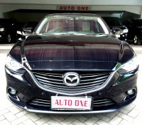 Jual Mazda 6 sedan 2500cc automatic