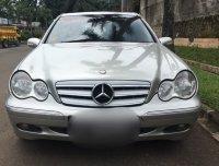 Mercedes-Benz C Class: Dijual Mercy W203 C240 thn 2002