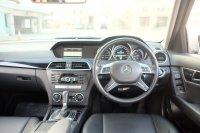 Mercedes-Benz C Class: 2013 Mercedes Benz C200 Classic CGI Antik Langka terawat TDP 45 JT (IMG_6240.JPG)