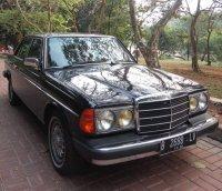 Jual Mercedes-Benz: Mercedes benz mercy tiger W123 280E 1986