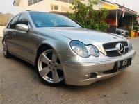 Jual Mercedes-Benz C Class: Mercy C240 W203 Elegance Sunroof Tangan 1