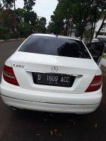 Jual Mercedes-Benz C Class: Mercedes Benz C 200 Clasic AMG 2014