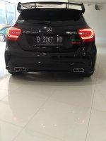 Mercedes-Benz A Class: Mercedes A45 AMG 2013 (IMG_20180815_142813.jpg)