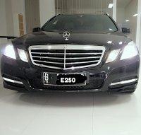 Jual Mercedes-Benz E Class: Mercedes E250 Estate