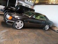 Mercedes-Benz: mercy 300CE Coupe W124 antik