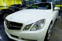 Jual Mercedes-Benz: Mercy E200 Coupe Antik 2012 Km 7 rb
