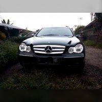 Mercedes-Benz C Class: Jual Mercy C240 Elegance
