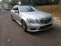 Mercedes-Benz E Class: Mercy E63 AMG V8  5.5L 2012 Silver On Black Supercharged (IMG-20180912-WA0114.jpg)