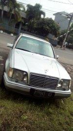 Jual Mercedes-Benz 300E: Mercy 300 E Boxer 91