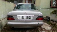 Mercedes-Benz 300E: Mercy 300 E Matic 91 (Mercy (7).jpg)