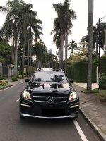 Mercedes-Benz: Mercedes Benz GL-63 V8 Biturbo AMG 2015