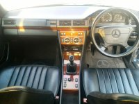 "Mercedes-Benz 220E: Mercy E220 W124 th 1994 Model Masterpiece ""Antik Orisinil"" (Dasboard.jpg)"