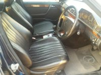 "Mercedes-Benz 220E: Mercy E220 W124 th 1994 Model Masterpiece ""Antik Orisinil"" (Interior Depan.jpg)"