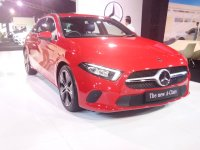 Mobil Mercedes-Benz A CLASS PROGRESSIVE LINE