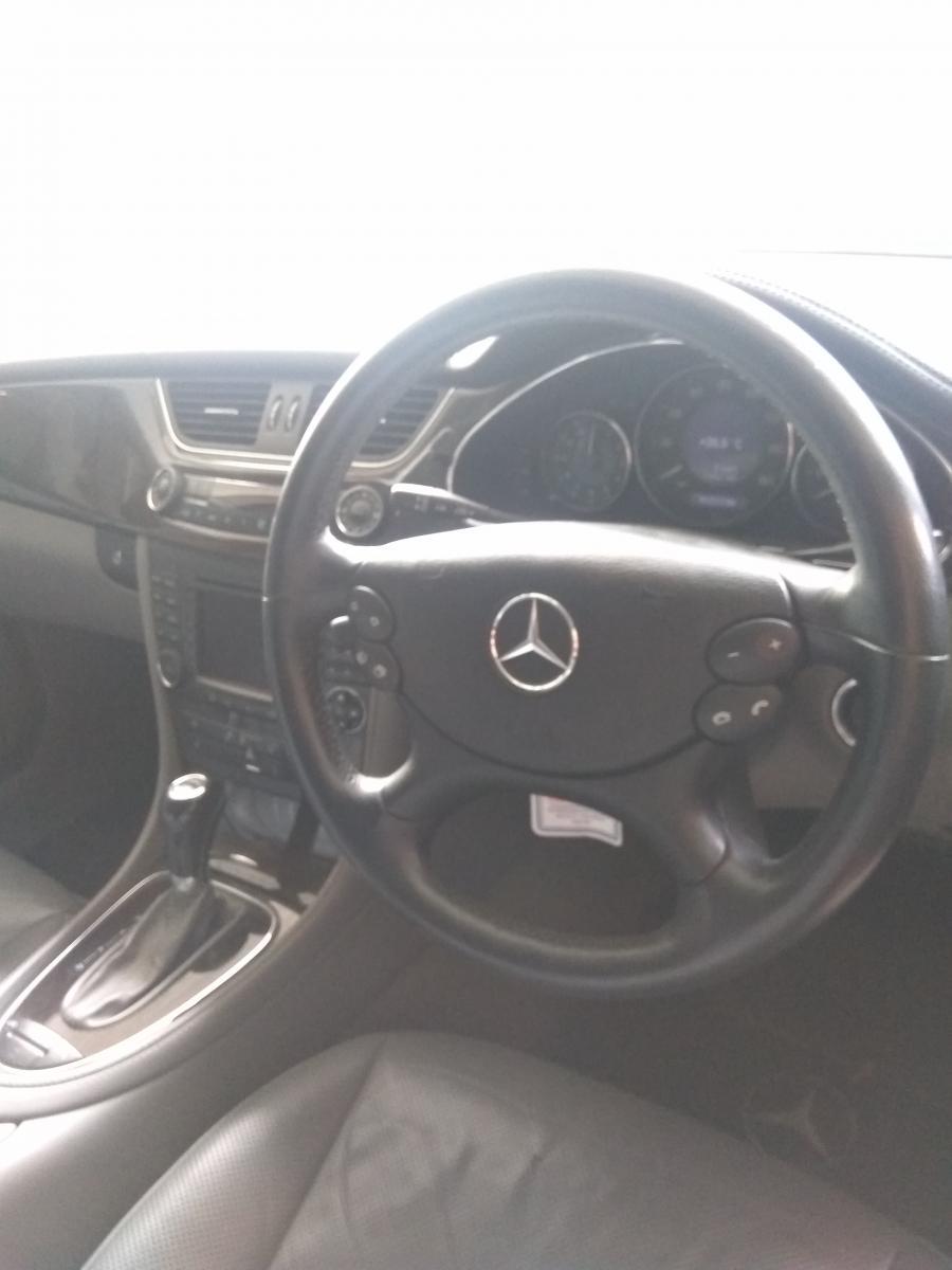 Di Jual Cepat Mercedes Benz CLS500 - MobilBekas.com