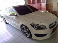 Jual Mercedes-Benz: Mercy CLA 200 Sport At