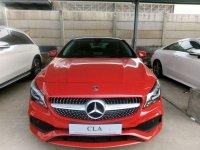 Mercedes-Benz C Class: Mercedes Benz CLA 200 AMG Line