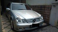 Jual Mercedes-Benz C Class: Mercedes Benz C240 Elegance Sunroof Tahun 2005 Pemakai