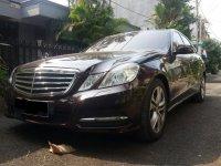 Jual Mercedes-Benz E Class: Mercedes Benz E300 Avantgarde