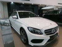 Jual Mercedes-Benz C Class: Mercedes Benz C 200 amg line