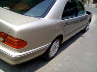 Mercedes-Benz 230TE: Jual Mobil Mercy NE E-230 tahun 1999 (Mobil-2.jpg)